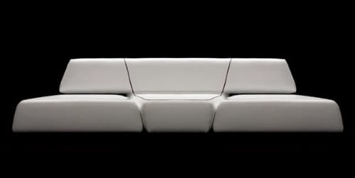 The Ultra Modern Quot Cliff Sofa Quot From Antidiva Of Italy