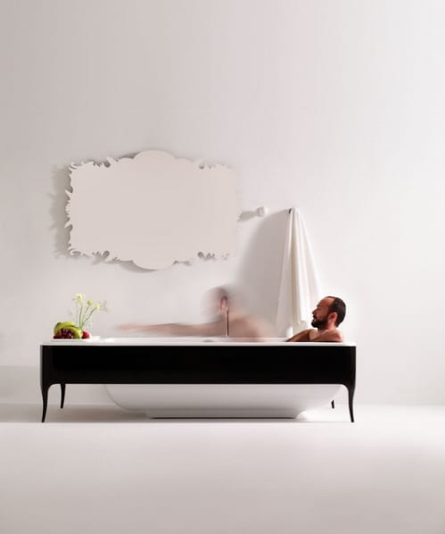 Aqhayon Bathroom Collection By Jamie Hayon And Artquitect