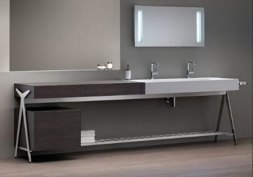 Dedecker S Versatile 01 Modern Dressing Table Sink