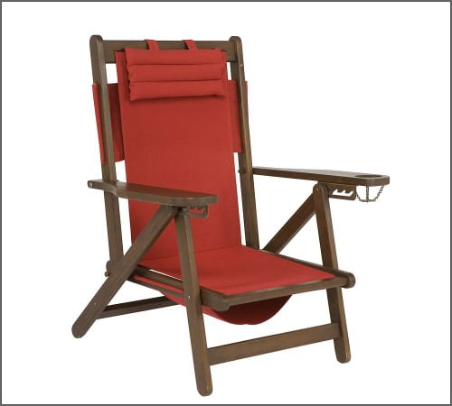 Good Idea: New Beach Chairs that Travel Easy for under $150
