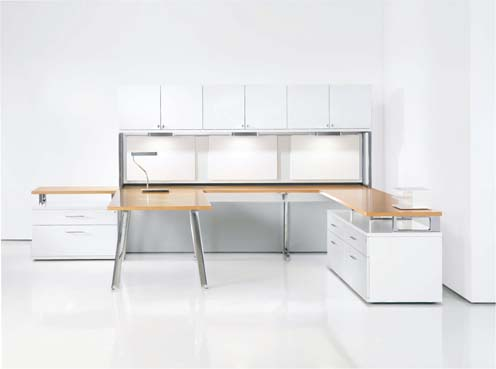 Outline Series : Home Office Desk and Storage Furniture