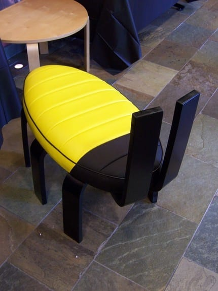 17 Totally Unusual Chair Designs