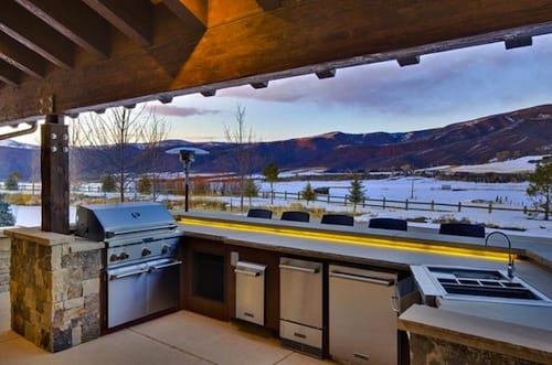 Vision House Is Colorado's First Gold LEED-Certified Home -Deck