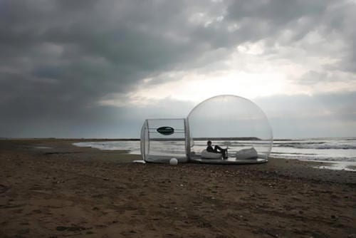 The Bubble Tree Tent
