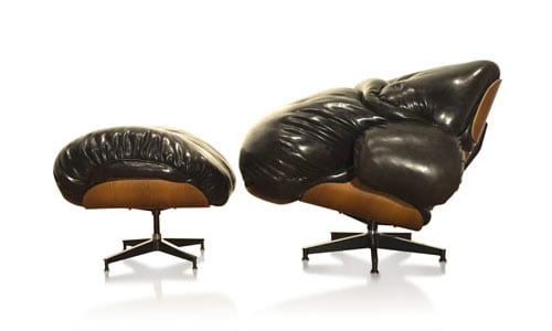 Pleasing 10 Cool And Quirky Versions Of The Iconic Eames Lounge Chair Beatyapartments Chair Design Images Beatyapartmentscom