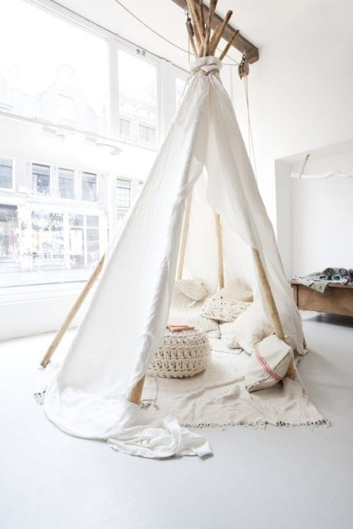 That S In Tents 10 Indoor Camping Ideas