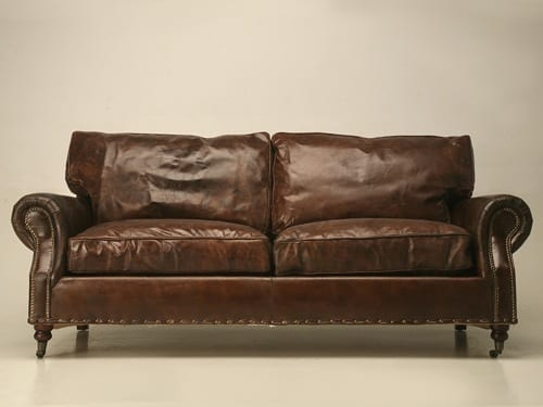 Sensational Something To Sink Into 10 Sumptuous Leather Couches Ibusinesslaw Wood Chair Design Ideas Ibusinesslaworg