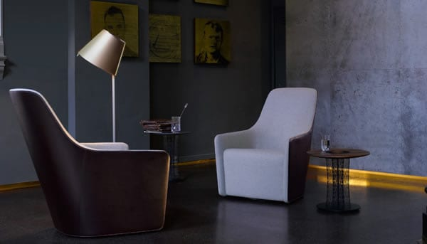 Walter Knoll Furniture The Foster 520 Armchair