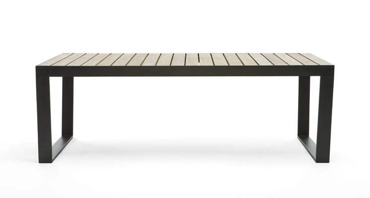 contemporary dining table by Roda