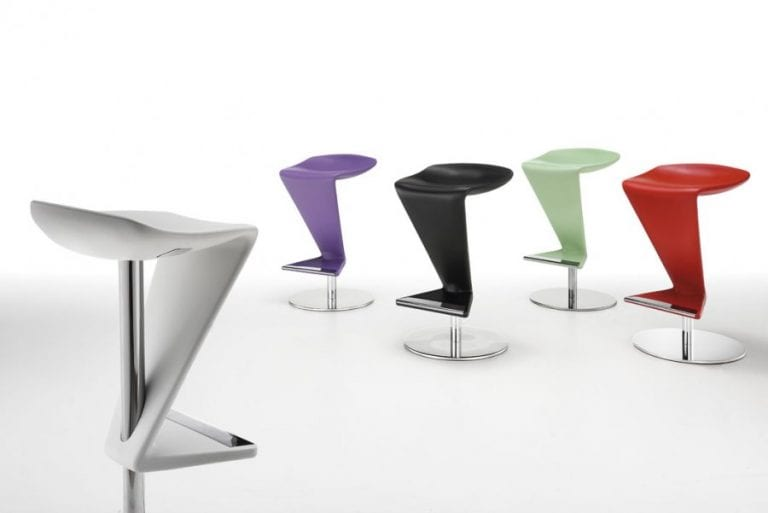 contemporary stools design by Infiniti
