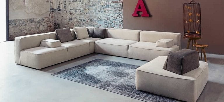 seating solutions for modern living spaces