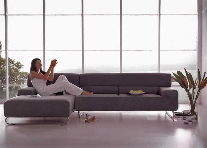 10 stylish and cool sectional couches for small spaces - Sofas for small spaces ...