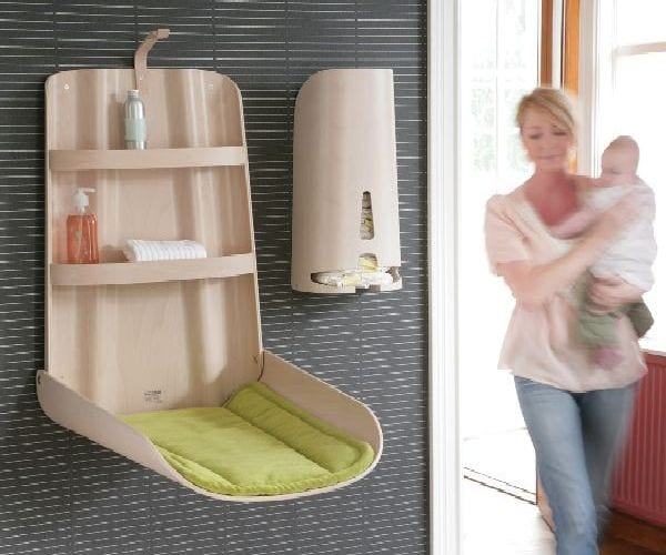 10 Modern Baby Changing Table Ideas for Young Families