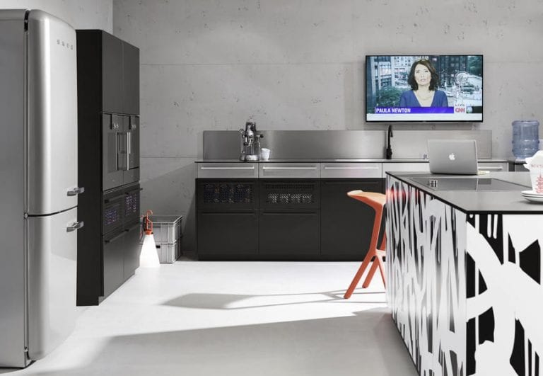 Neo - Uber Contemporary Loft Kitchens from Nolte of Germany
