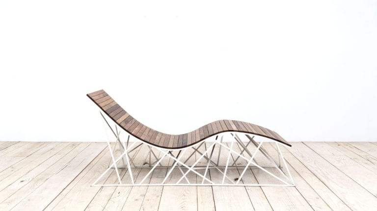 Cyclone Lounger from Uhuru