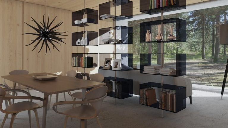 porada wall units collection
