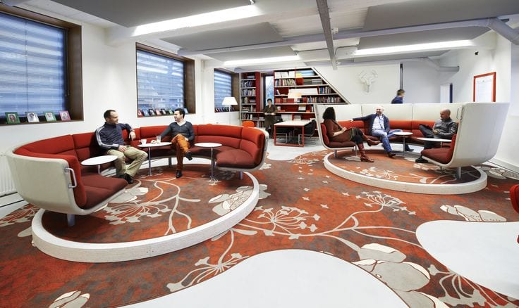 Collaboration office furniture
