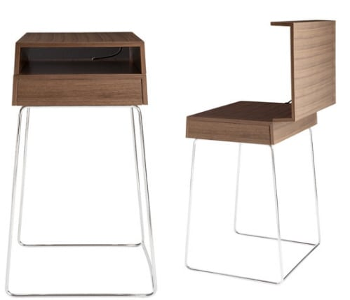 small lap top desks and work stations ligne roset