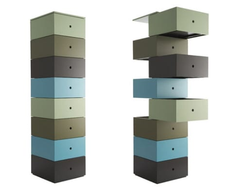 Small Storage Chests from Ligne Roset