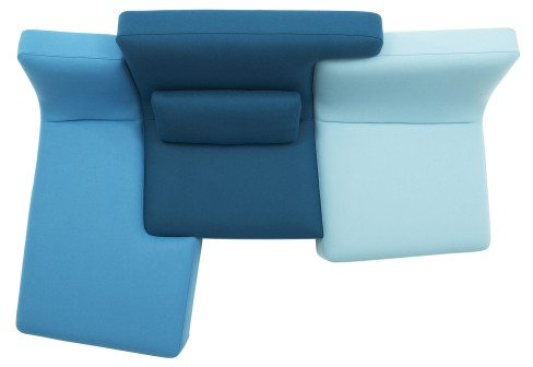 confluence modular european couch seating systems