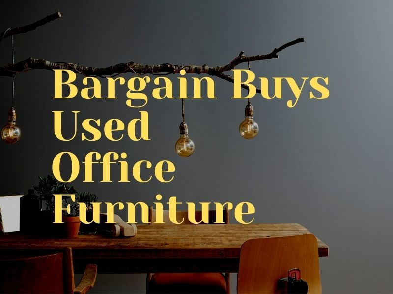 Bargain Buys Used Office Furniture