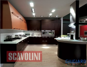 The Ultimate Kitchen by Scavolini